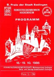 19.10.1986 - Hockenheim