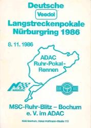 08.11.1986 - Nürburging