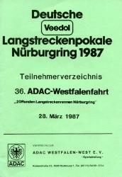 28.03.1987 - Nürburgring