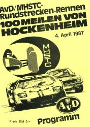 04.04.1987 - Hockenheim