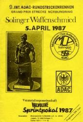 05.04.1987 - Nürburgring