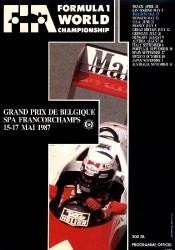 17.05.1987 - Spa-Francorchamps