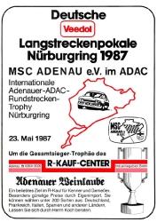 23.05.1987 - Nürburgring