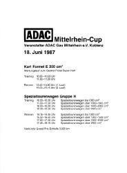 18.06.1987 - Nürburgring