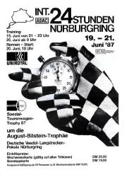 21.06.1987 - Nürburgring