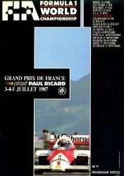 05.07.1987 - Paul Ricard