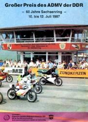 12.07.1987 - Sachsenring