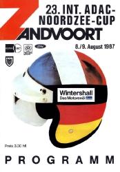 09.08.1987 - Zandvoort