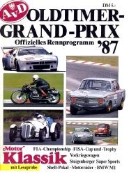 16.08.1987 - Nürburgring