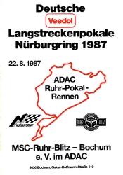 22.08.1987 - Nürburgring