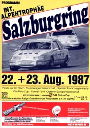 23.08.1987 - Salzburg