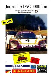 30.08.1987 - Nürburgring