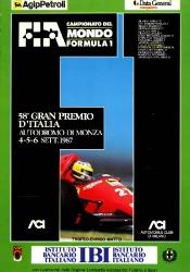 06.09.1987 - Monza
