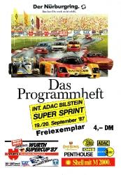 20.09.1987 - Nürburgring