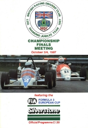 04.10.1987 - Silverstone