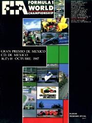 18.10.1987 - Mexico City
