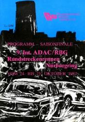 25.10.1987 - Nürburgring