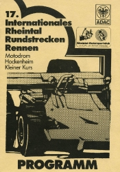07.11.1987 - Hockenheim