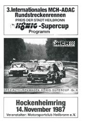 14.11.1987 - Hockenheim