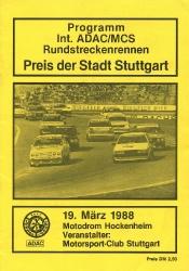 19.03.1988 - Hockenheim