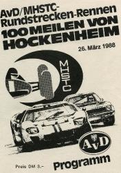 26.03.1988 - Hockenheim