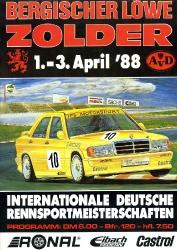 03.04.1988 - Zolder