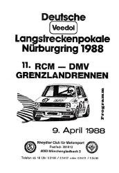 09.04.1988 - Nürburgring