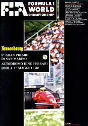 01.05.1988 - Imola