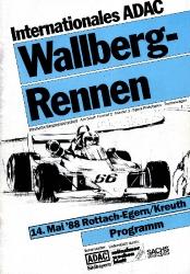 14.05.1988 - Wallberg