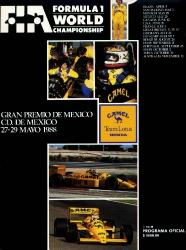 29.05.1988 - Mexico-City