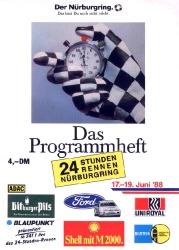 19.06.1988 - Nürburgring