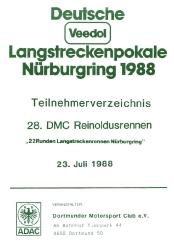 23.07.1988 - Nürburgring