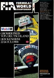 24.07.1988 - Hockenheim