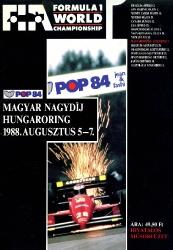 07.08.1988 - Hungaroring
