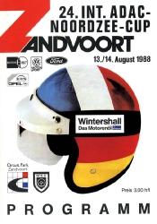 14.08.1988 - Zandvoort
