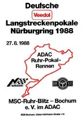 27.08.1988 - Nürburgring