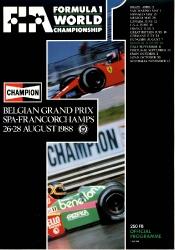 28.08.1988 - Spa-Francorchamps