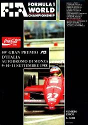 11.09.1988 - Monza