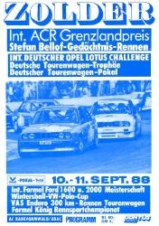 11.09.1988 - Zolder