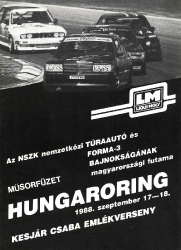 18.09.1988 - Hungaroring