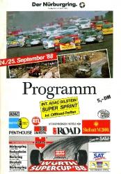 25.09.1988 - Nürburgring