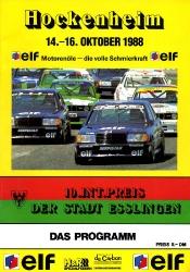16.10.1988 - Hockenheim