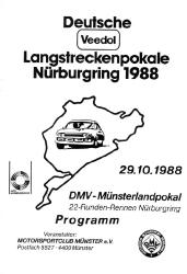29.10.1988 - Nürburgring