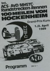 02.04.1989 - Hockenheim