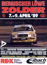09.04.1989 - Zolder
