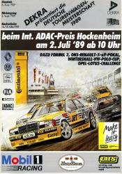 02.07.1989 - Hockenheim