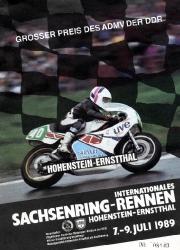 09.07.1989 - Sachsenring