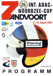 13.08.1989 - Zandvoort