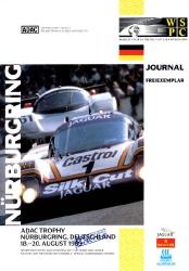 20.08.1989 - Nürburgring
