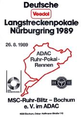 26.08.1989 - Nürburgring